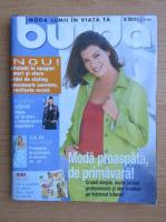 Anticariat: Revista Burda, nr. 3, 2002