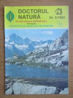 Anticariat: Revista Doctorul Natura, nr. 5, 1993
