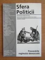 Anticariat: Revista Sfera Politicii, volumul 18, nr. 3, martie 2010