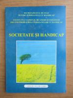 Anticariat: Revista Societate si handicap, anul III, nr. 2, 2000