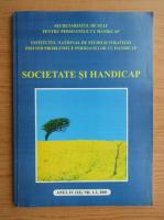 Revista Societate si Handicapat, anul IV, nr. 1-2, 2001