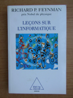Richard Feynman - Lecons sur l'informatique