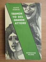 Anticariat: Silvio D Amico - Tramonto del grande attore (1929)