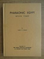Anticariat: Zaki Y. Saad - Pharaonic Egypt