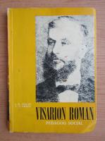 Anticariat: Ioan N. Ciolan - Visarion Roman. Pedagog social