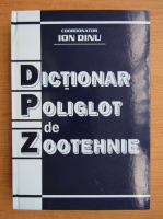 Anticariat: Ion Dinu - Dictionar poliglot de zootehnie