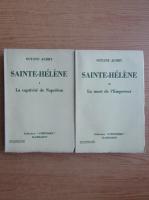 Anticariat: Octave Aubry - Sainte-Helene, 2 volume. La captivite de Napoleon. La mort de l'Empereur (1935)