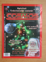 Anticariat: Revista Cosmos, anul VI, nr. 54, ianuarie 2012