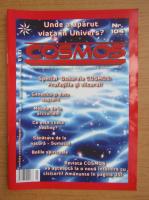 Anticariat: Revista Cosmos, anul X, nr. 104, martie 2016