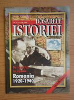 Anticariat: Revista Dosarele Istoriei, anul V, nr. 6 (46), 2000