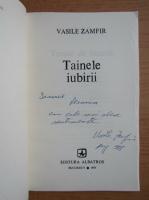Anticariat: Vasile Zamfir - Tainele iubirii (cu autograful autorului)