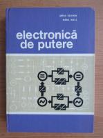 Anticariat: Arpad Kelemen - Electronica de putere