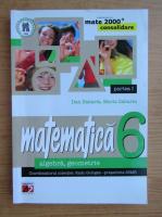 Anticariat: Dan Zaharia - Algebra, geometrie, volumul 1. Clasa a VI-a (2014)