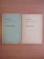 Anticariat: Deutsch. Vokabelverzeichnis (2 volume)