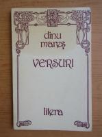Anticariat: Dinu Mares - Versuri (editie bilingva)