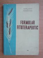Anticariat: Formular fitoterapeutic