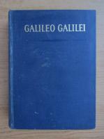 Galileo Galilei - Dialoguri asupra stiintei noi