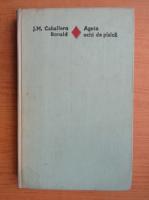 Anticariat: J. M. Caballero Bonald - Agata ochi de pisica
