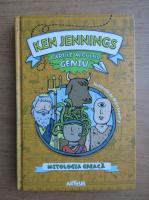 Anticariat: Ken Jennings - Cartile micului geniu. Mitologia greaca