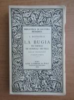 Anticariat: L. Battistelli - La Bugia (1923)