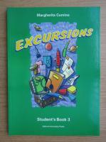 Anticariat: Margherita Cumino - Excursions. Student's book 3