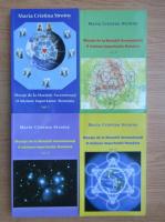 Anticariat: Maria Cristina Stroiny - Mesaje de la maestrii ascensionati. O misiune importanta, Romania (4 volume)