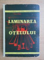 Anticariat: Mihai Adrian - Laminarea otelului