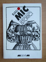 Anticariat: Mihai Manea - Mic dictionar de termeni istorici