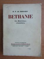 Anticariat: Ralph De Boissiere - Bethanie (1931)