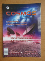 Anticariat: Revista Cosmos, anul X, nr. 112, noiembrie 2016