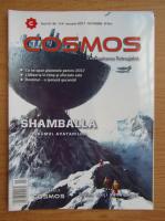 Anticariat: Revista Cosmos, anul XI, nr. 114, ianuarie 2017