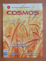 Anticariat: Revista Cosmos, anul XI, nr. 120, iulie 2017