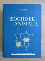 Anticariat: Zinca Simion - Biochimie animala