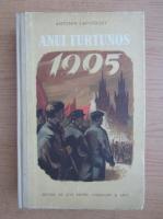 Anticariat: Antonin Zapotocky - Anul furtunos 1905