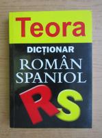 Anticariat: Cristina Haulica - Dictionar roman spaniol
