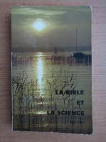 Anticariat: Daniel Vernet - La bible et la science