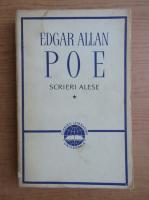 Edgar Allan Poe - Scrieri alese (volumul 1)