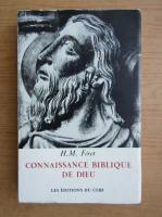 H. M. Feret - Connaissance biblique de Dieu