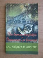 Anticariat: Ioan Alexandru Bratescu Voinesti - In lumea dreptatii. Intuneric si lumina