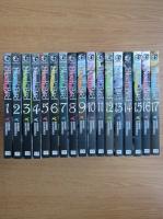 Kanoko Sakurakouji - Black bird (17 volume)