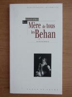 Anticariat: Kathleen Behan - Mere de tous les Behan