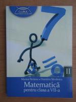 Marius Perianu - Matematica pentru clasa a VII-a (volumul 2)