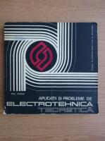 Anticariat: Paul Cristea - Aplicatii si probleme de electrotehnica teoretica. Culegere de probleme pentru licee de specialitate