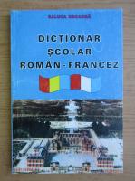 Anticariat: Raluca Droahna - Dictionar scolar roman-francez