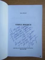 Anticariat: Sorin Bejan - Timpul Bisericii (cu autograful autorului)