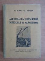 Anticariat: Sp. Boeru - Ameliorarea terenurilor inundabile si mlastinoase
