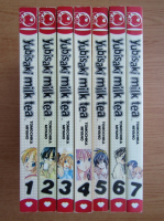 Anticariat: Tomochika Miyano - Yubisaki milk tea (7 volume)