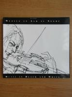 Anticariat: Anca Florea - Muzica in alb si negru (editie bilingva)