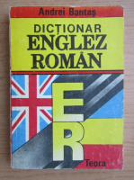 Anticariat: Andrei Bantas - Dictionar englez roman