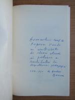 Anticariat: Andrei Barna - In puterea noastra autoeducatia (cu autograful autorului)